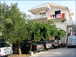Apartments of Skroza Jere in Vodice